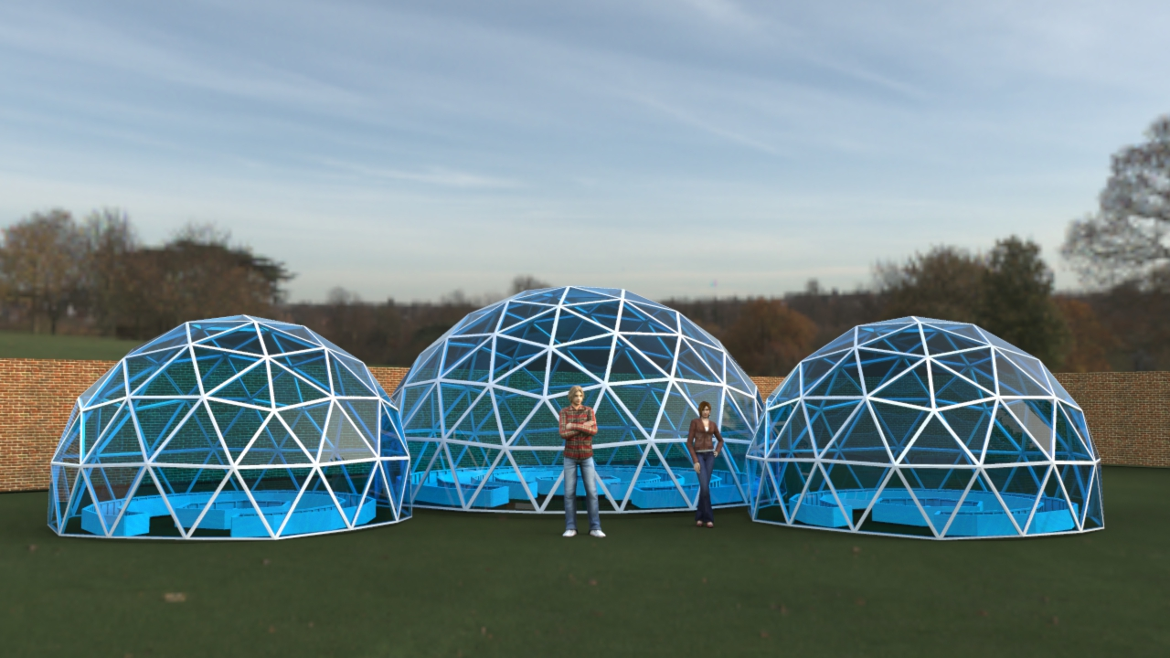 Biodome Systems 20ft Biodome Complete System